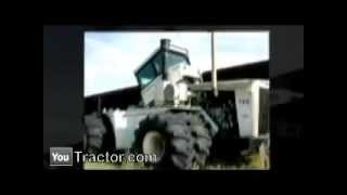 Biggest Tractor in the world [big mac 747 Monster Tractor 트랙터 ]