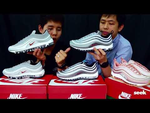 SEEK UNBOX [Review] : Nike Air Foamposite One