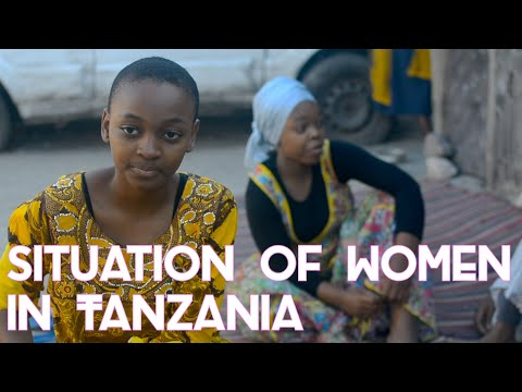 What Do Women In Tanzania Think About Their Own Situation? Documentary About Women In Africa