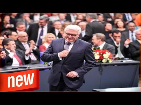 Steinmeier feiert die deutsche Republik
