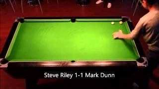 Steve Riley vs Mark Dunn