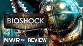 Bioshock: The Collection (Switch) Review - Shooting Above the Clouds and Story Under the Sea (Video Game Video Review)