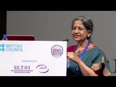 TEC13 Day 03: R Amritavalli - Learner--autonomy in Text Choice:Authenticity,length&comprehensibility