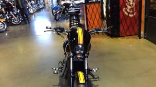 Custom 2015 Harley Davidson XG Street 750-Barnes Harley-Davidson Langley