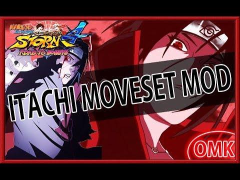 Itachi Mod:NARUTO: SHIPPUDEN: Ultimate: Ninja: STORM 4: Road to Boruto |