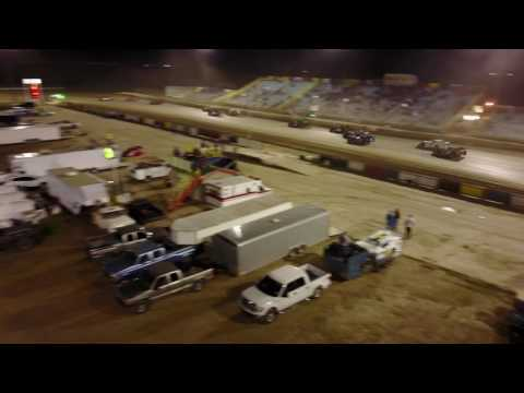 Drone Feature Race 81 Speedway 05-20-2017