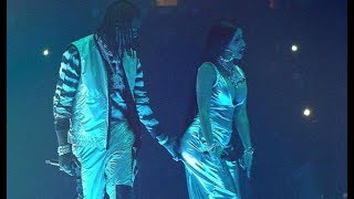 Migos & Cardi B - MotorSport (LIVE Los Angeles 2018, Staples Center, Aubrey & the Three Amigos Tour)