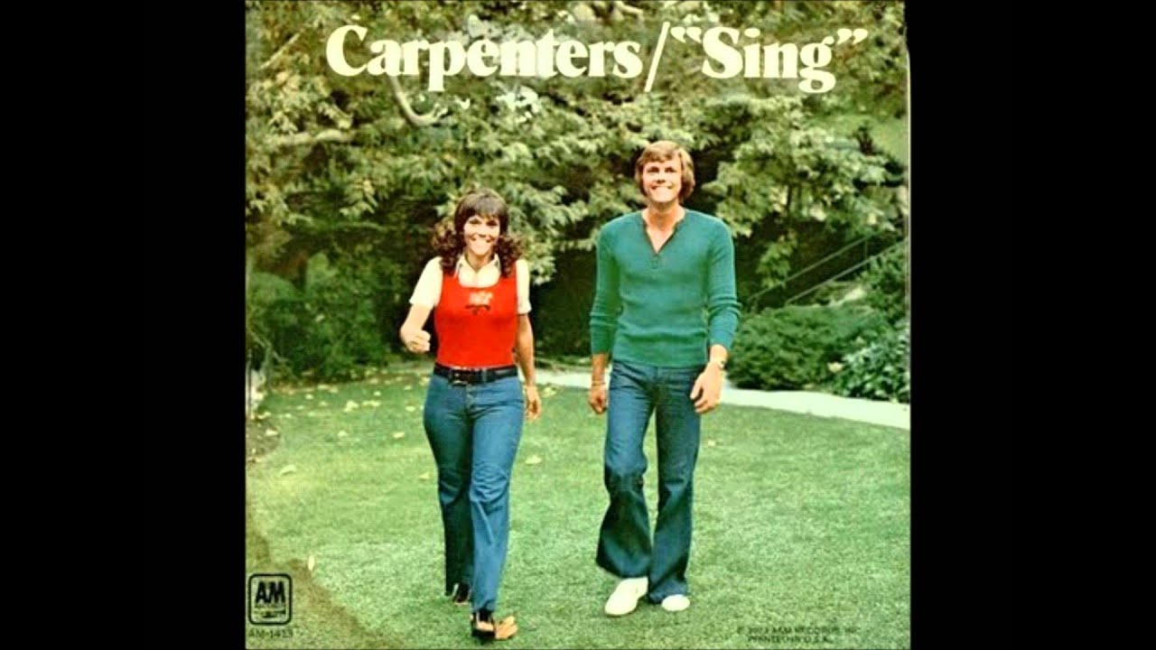 The Carpenters-Sing a song (Instrumental) - YouTube