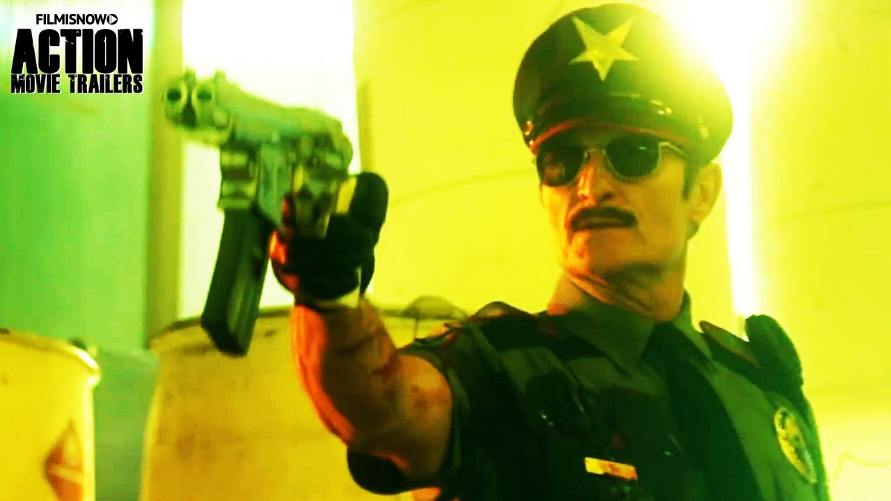 Officer Downe ft. Kim Coates | Official Trailer [HD] - YouTube