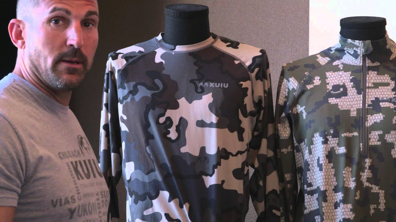 1f86466c4 Layering Hunting Clothes - Teton Layering System. KUIU Ultralight Hunting