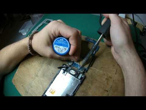 ✅No se escucha reparar altavoz LG T-375 (REPARACIÓN)