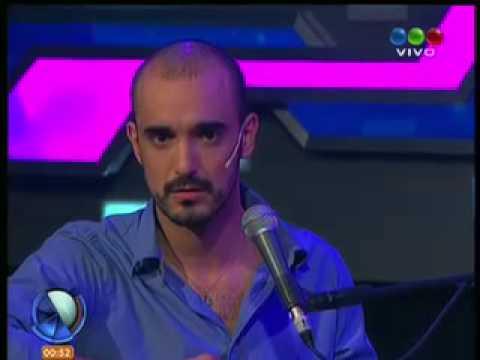 Abel Pintos  en diario de medianoche 21/12/2013 parte II