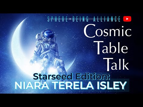 SBA presents COSMIC TABLE TALK: Extraterrestrial Contact and Healing the Collective
