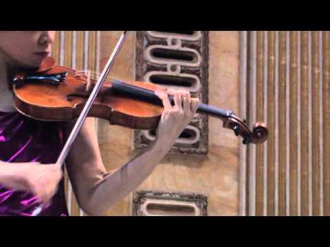 Bin Huang - Capriccio n. 24 di Niccolò Paganini