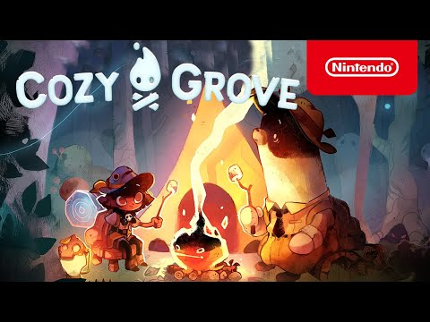 Cozy Grove - Launch Trailer - Nintendo Switch