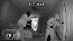 Video shows shootout inside Riverview home