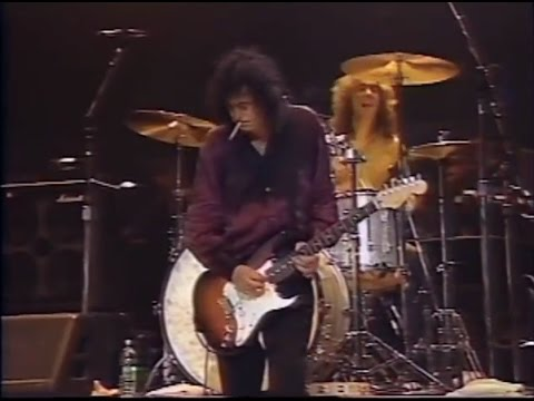 Jimmy Page & Robert Plant Detroit 1995 (In The Evening)