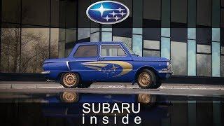 Как Мы Это Сделали? Лютый Заз С Двигателем Subaru.