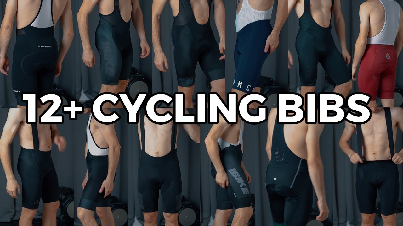 What Are The BEST Cycling Bibs?