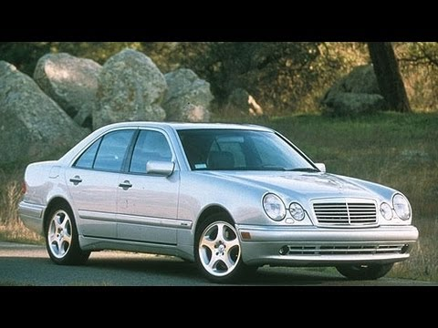1998 Mercedes E Class E320 Start Up And Review 32 L V6