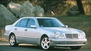 1998 Mercedes E Class (E320) Start Up and Review 3.2 L V6