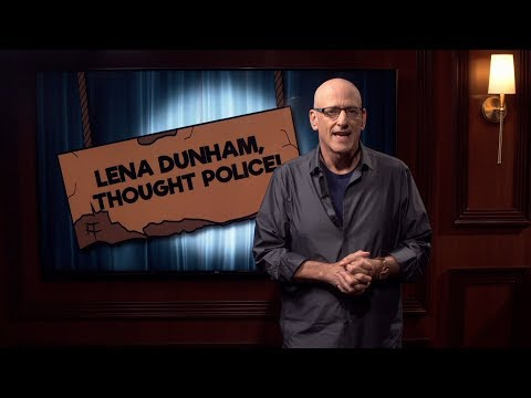 Lena Dunham, Thought Police!