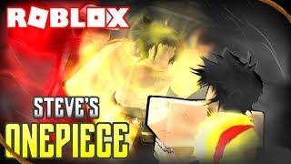 FIGHTING gegen LUFFY in ROBLOX STEVE'S ONE PIECE! 🔥
