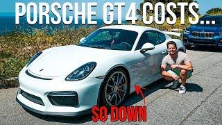 MY PORSCHE GT4: Breaking Down the Numbers!