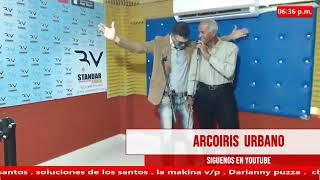 ENTREVISTA DAVID AYALA.ARCOIRIS URBANO.