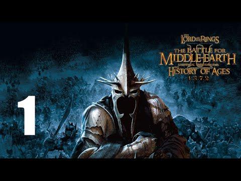Властелин Колец: Битва за Средиземье 2 (RotWK) - The History Of Ages 1.3.7.2 - 1 серия