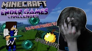 WARUM IMMER ICH?! - ENDER GAMES CHALLENGES | CubePlayTV