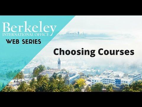 Choosing Courses - BIO Web Series