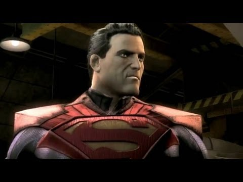 Injustice: Gods Among Us - S.T.A.R Lab ★★★ - Superman Mission 1-10 (HD)
