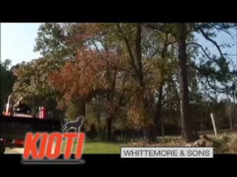 Whittemore & Sons - Kioti Tractor Special - November 2010