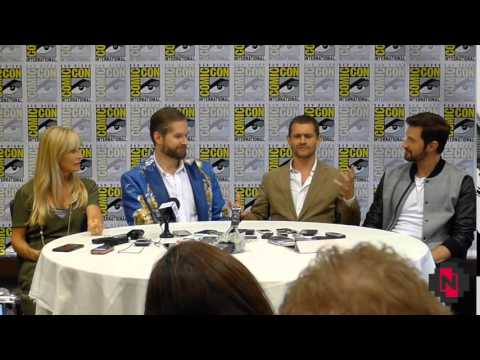 Hannibal SDCC 2015 Press Conference