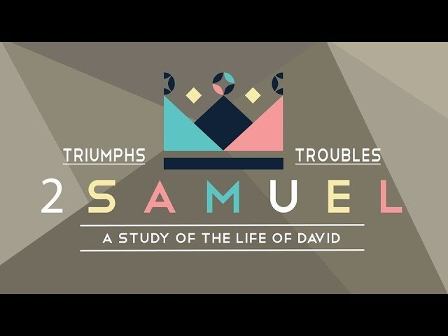 3/17/2019  2 Samuel 20,