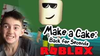 HAVING A BIG HEAD IN ROBLOX?! | Équipe Harrison et Rhys Roblox!