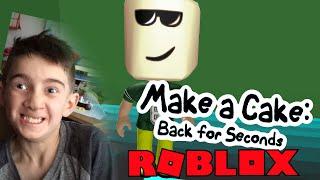 HAVING A BIG HEAD IN ROBLOX?! | Team Harrison And Rhys Roblox!