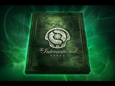 видео: international 2013 interactive compendium / Интерактивный компендиум the international
