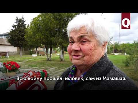 В с. Мамашай вандалы разбили памятник с именами фронтовиков