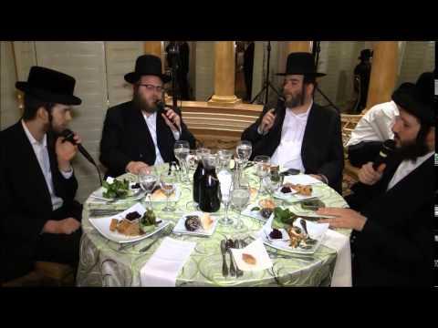 Yoel Falkowitz & Mezamrim Choir - Acapella