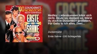 Medley: Liebeskummer lohnt sich nicht, Heute so, morgen so, Wärst du doch in Düsseldorf...