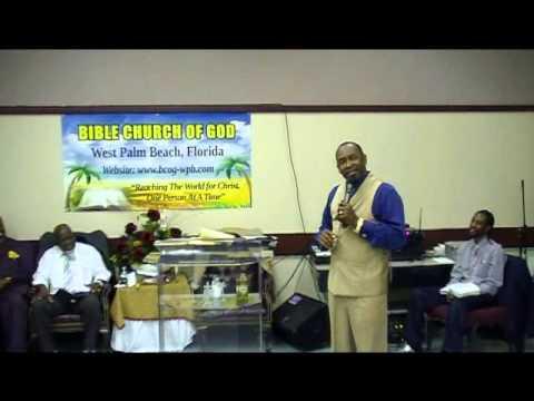 BCOG-WPB- Sunday Morning Worship Service