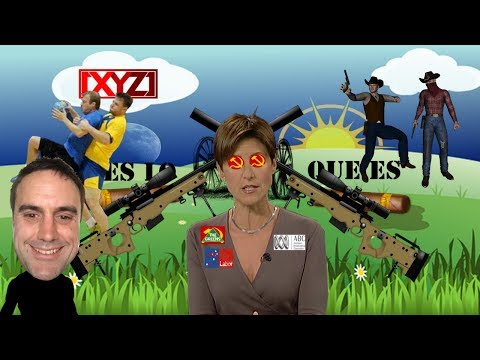 XYZ Livestream #4 - Gun Control after Florida, Barnaby Joyce, Emma Alberici's Tax Cut fail and more