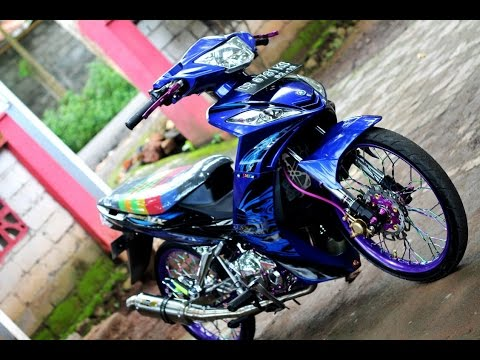 Jupiter Mx 135 Modifikasi Youtube