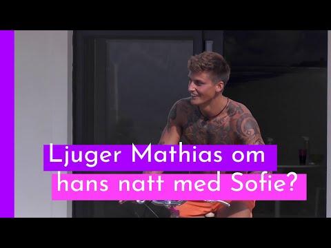 Mathias sexavslöjande på Sanningscykeln I Love Island Sverige 2018
