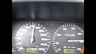 vw golf 3 vr6 2 8l test after chip tuning