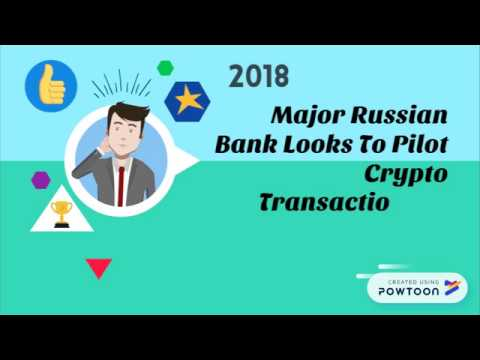 Major Russian Bank Looks To Pilot Crypto Transactions In Switzerland!