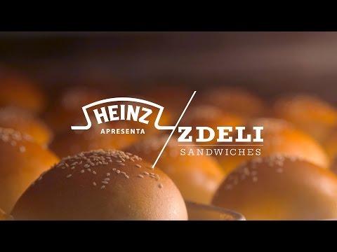 Heinz apresenta Z Deli