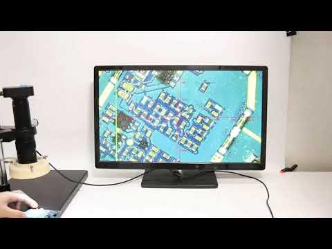 16MP Full HD 1080P 60FPS HDMI USB Industry Digital Microscope Camera